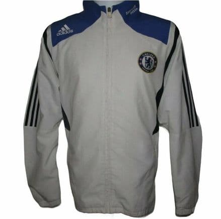 2007-2008 Chelsea Track Training Jacket, Adidas, Large (Excellent Condition)
